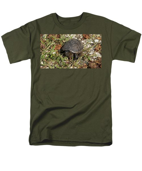 Up Close With Slow Men's T-Shirt  (Regular Fit) by Charles Kraus