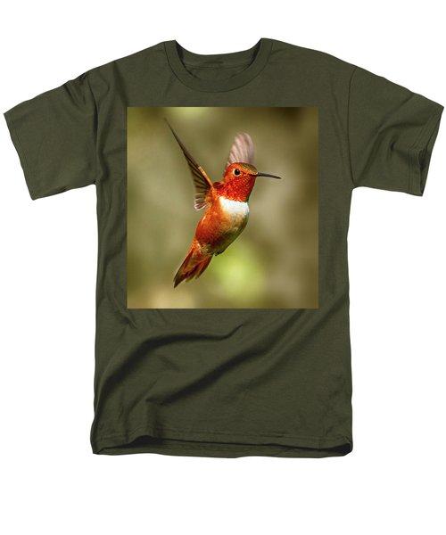 Upright Men's T-Shirt  (Regular Fit) by Sheldon Bilsker