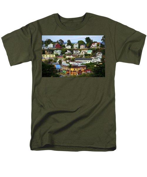 Village View  Sig Men's T-Shirt  (Regular Fit)