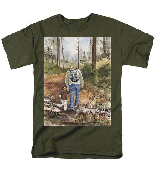 Vince And Sam Men's T-Shirt  (Regular Fit)