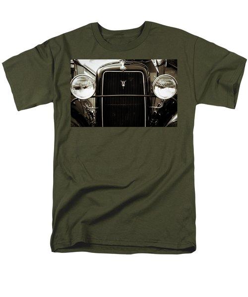 Vintage Ford V8 Men's T-Shirt  (Regular Fit)