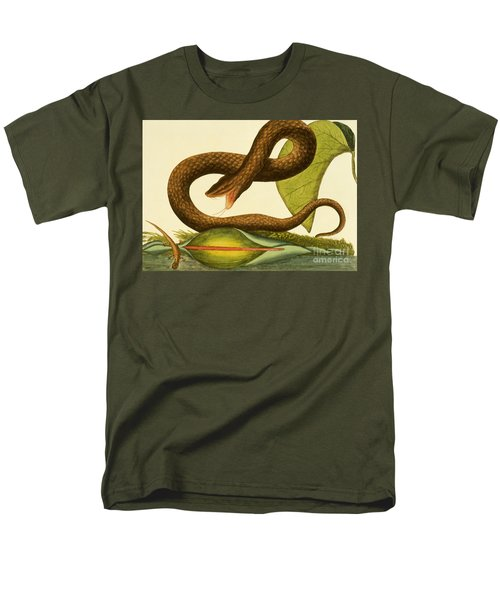 Viper Fusca Men's T-Shirt  (Regular Fit) by Mark Catesby