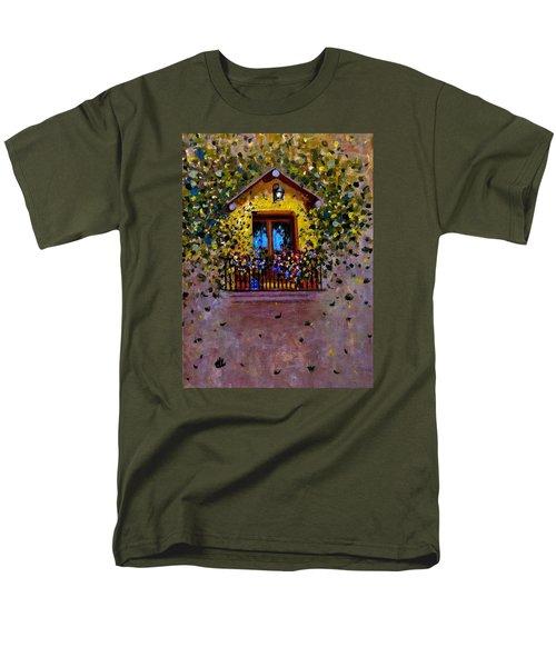 Waiting For You..3 Men's T-Shirt  (Regular Fit)