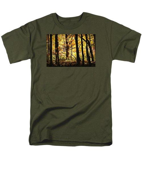 Walk In The Woods Men's T-Shirt  (Regular Fit)