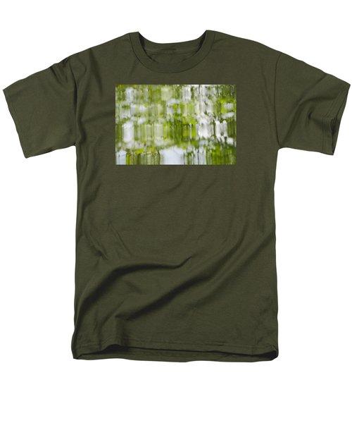Water Reflections Men's T-Shirt  (Regular Fit)