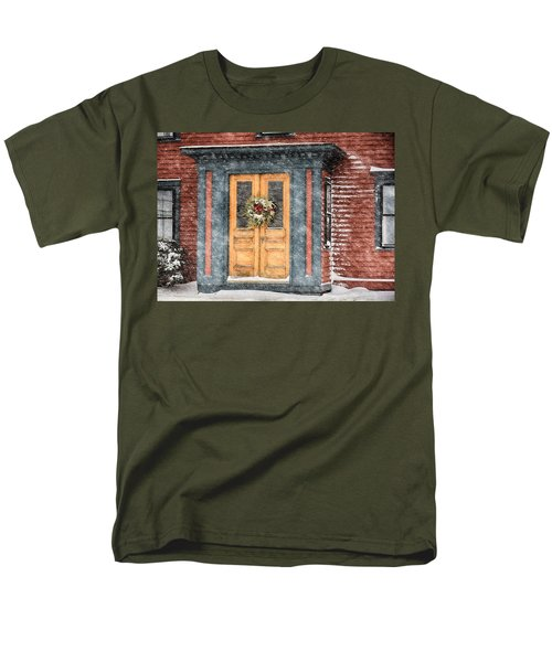 Welcome Men's T-Shirt  (Regular Fit) by Tricia Marchlik