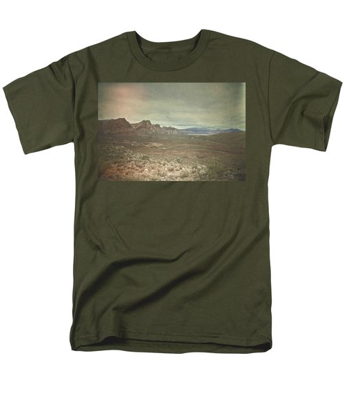 West Men's T-Shirt  (Regular Fit) by Mark Ross