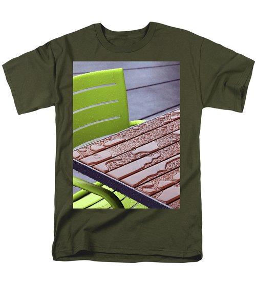 Wet Table Men's T-Shirt  (Regular Fit) by Christopher McKenzie