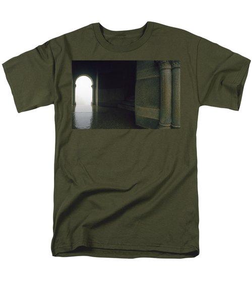 Wet Weather Men's T-Shirt  (Regular Fit) by Jan W Faul