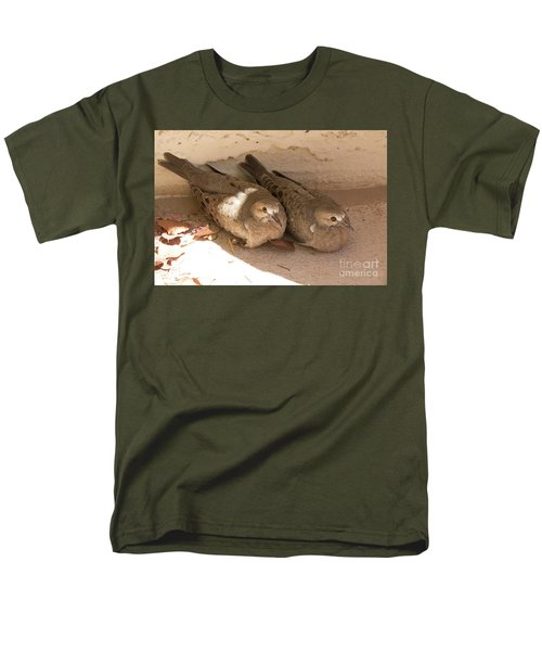 Men's T-Shirt  (Regular Fit) featuring the photograph What A Pair by Anne Rodkin