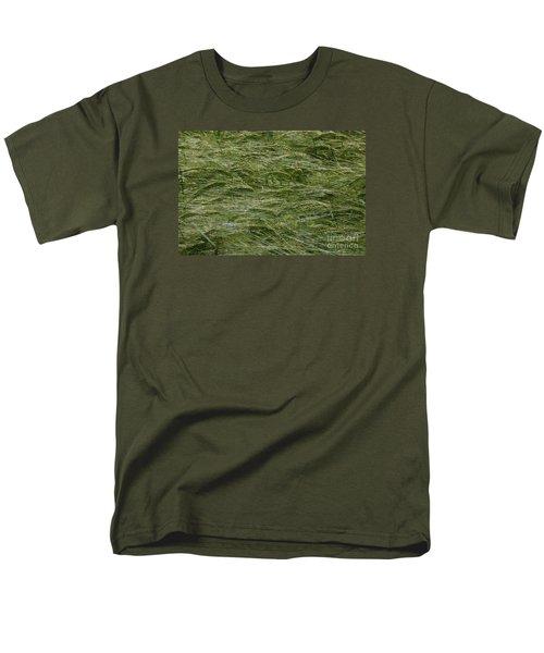 Men's T-Shirt  (Regular Fit) featuring the photograph Wheat Field by Jean Bernard Roussilhe
