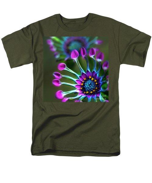 Whirligig Men's T-Shirt  (Regular Fit) by Judi Bagwell