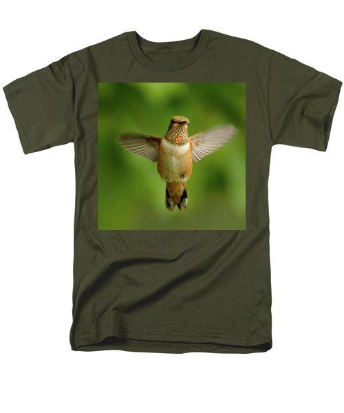 Wide Open Men's T-Shirt  (Regular Fit) by Sheldon Bilsker