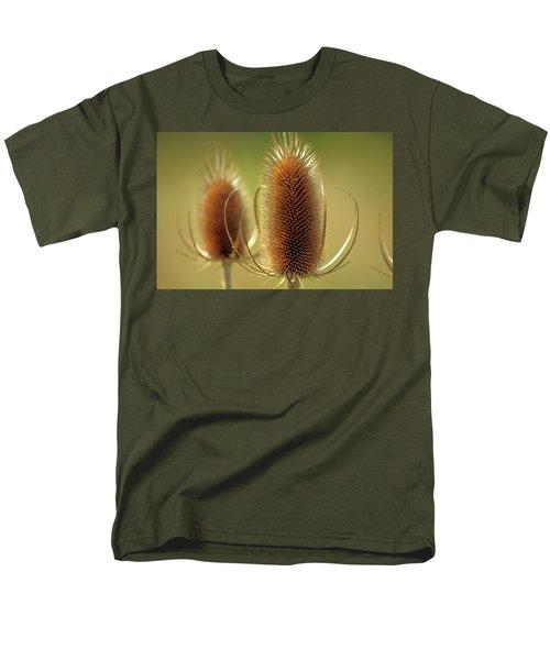 Wild Teasel Men's T-Shirt  (Regular Fit) by Bruce Patrick Smith