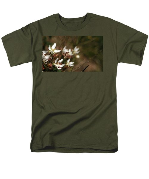 Men's T-Shirt  (Regular Fit) featuring the photograph Wildflowers by Marna Edwards Flavell