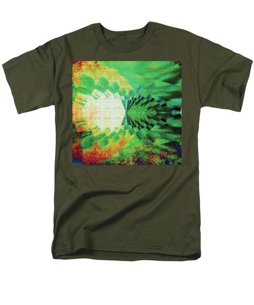 Winged Migration Men's T-Shirt  (Regular Fit) by Paula Ayers