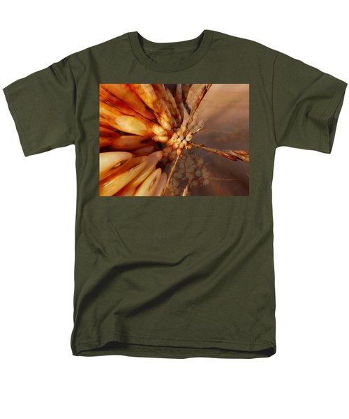 Men's T-Shirt  (Regular Fit) featuring the photograph Winter Berries by Keith Elliott