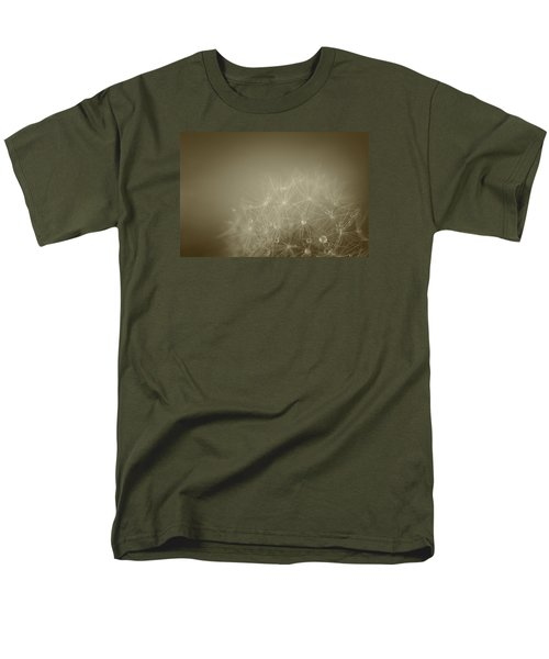 Men's T-Shirt  (Regular Fit) featuring the photograph Wishing Well by The Art Of Marilyn Ridoutt-Greene