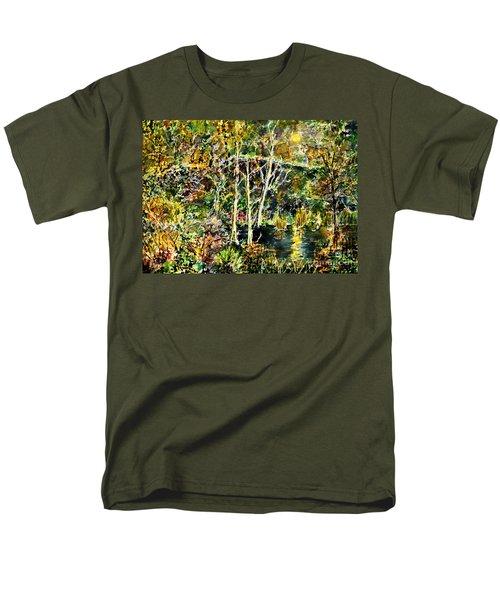 Wolven Moon Men's T-Shirt  (Regular Fit)