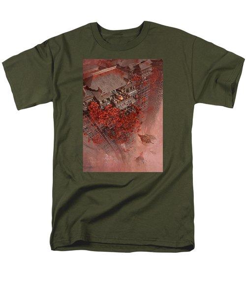 Wonders Liyomizu Men's T-Shirt  (Regular Fit)