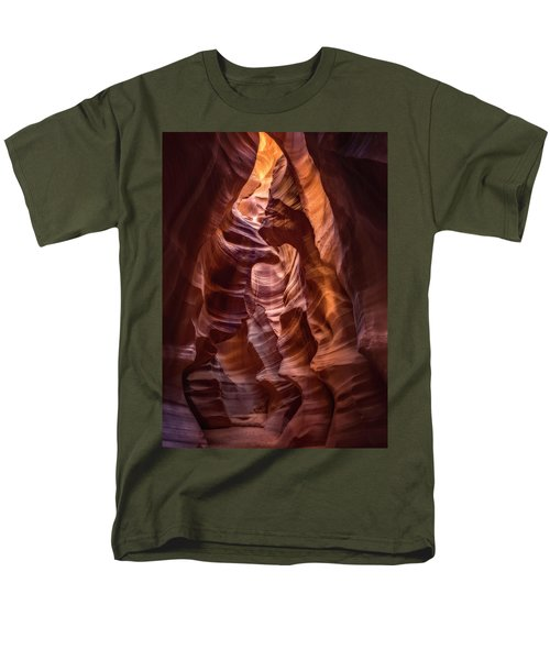 Men's T-Shirt  (Regular Fit) featuring the photograph Years In The Making by Eduard Moldoveanu