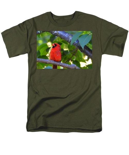 Yes I'm Listening Men's T-Shirt  (Regular Fit) by Betty-Anne McDonald