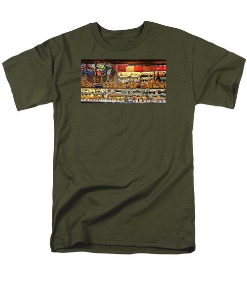 Zingermans Deli Ann Arbor  5046 Men's T-Shirt  (Regular Fit) by Jack Schultz