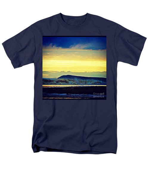 Bass Coast Men's T-Shirt  (Regular Fit) by Blair Stuart