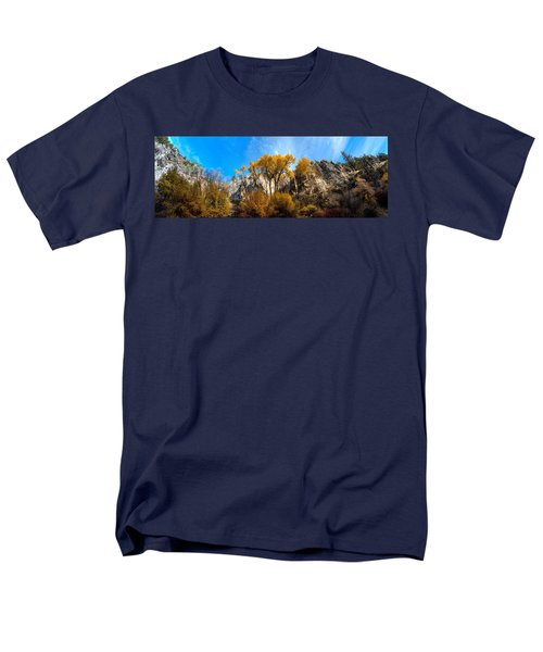 Men's T-Shirt  (Regular Fit) featuring the photograph Guardians by David Andersen