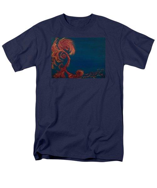 Jumbie Under De' Ocean Men's T-Shirt  (Regular Fit) by Robert Nickologianis