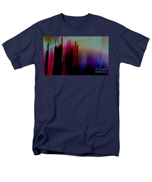 Men's T-Shirt  (Regular Fit) featuring the photograph Pulse by Jacqueline McReynolds