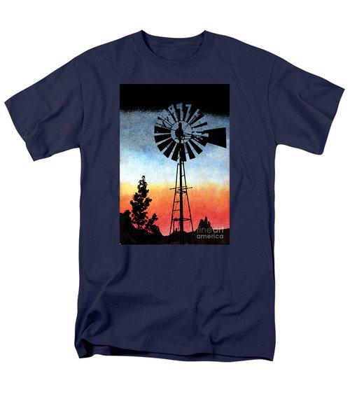Nostalgia High Tech Men's T-Shirt  (Regular Fit) by R Kyllo