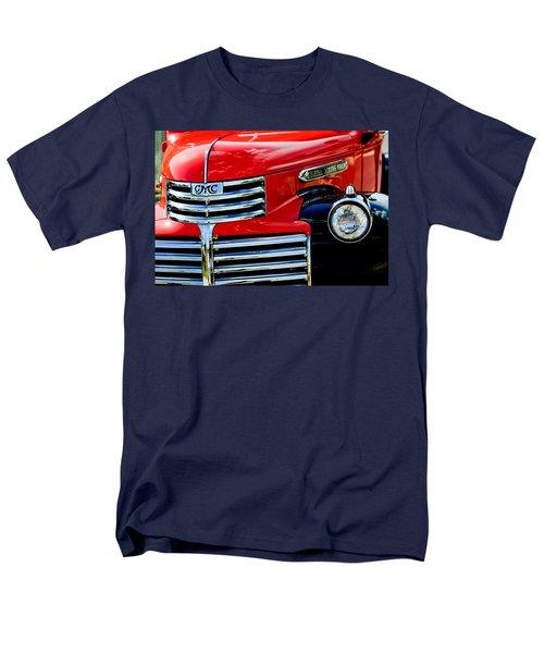 1942 Gmc  Pickup Truck Men's T-Shirt  (Regular Fit) by Jill Reger