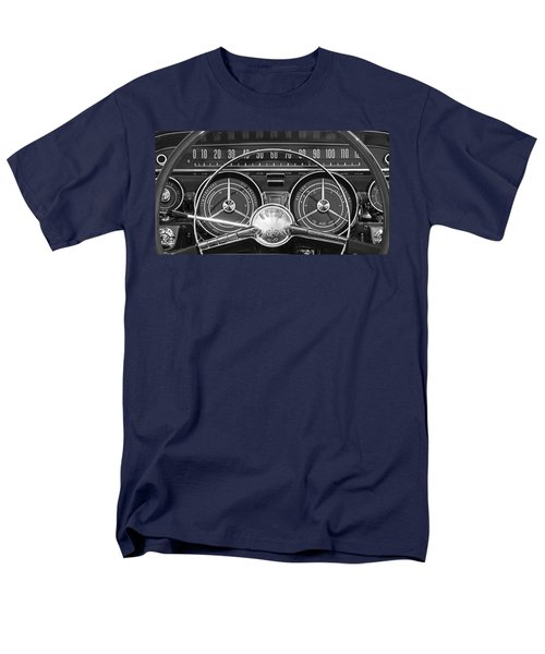 1959 Buick Lasabre Steering Wheel Men's T-Shirt  (Regular Fit) by Jill Reger