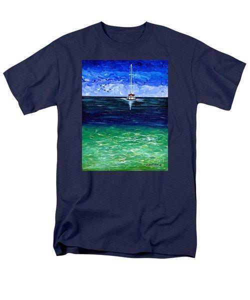 Peaceful Men's T-Shirt  (Regular Fit)