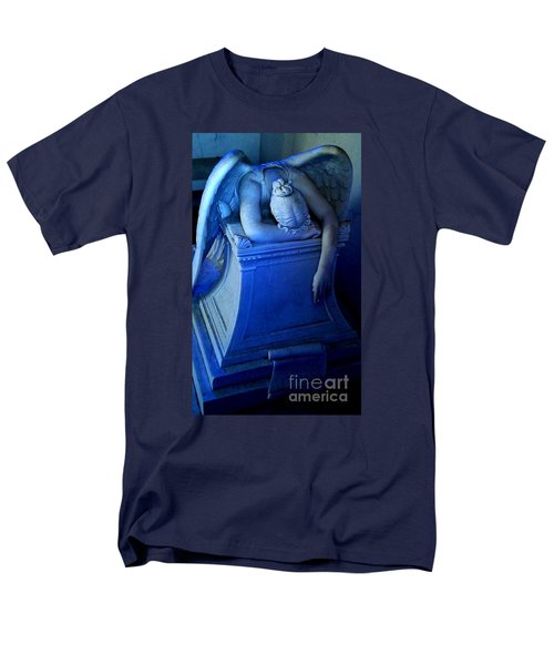 Men's T-Shirt  (Regular Fit) featuring the photograph Angelic Sorrow by Michael Hoard