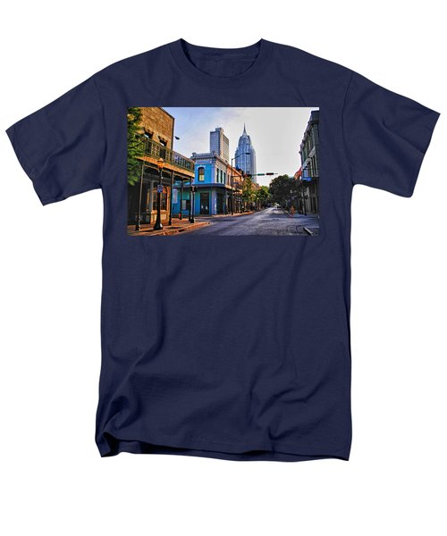 3 Georges Men's T-Shirt  (Regular Fit) by Michael Thomas