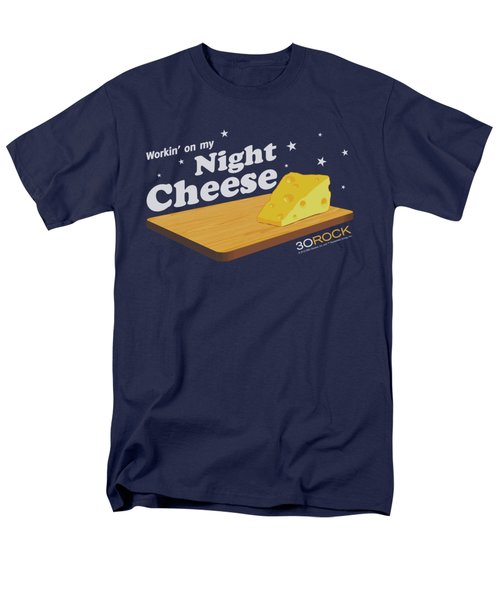 30 Rock - Night Cheese Men's T-Shirt  (Regular Fit) by Brand A