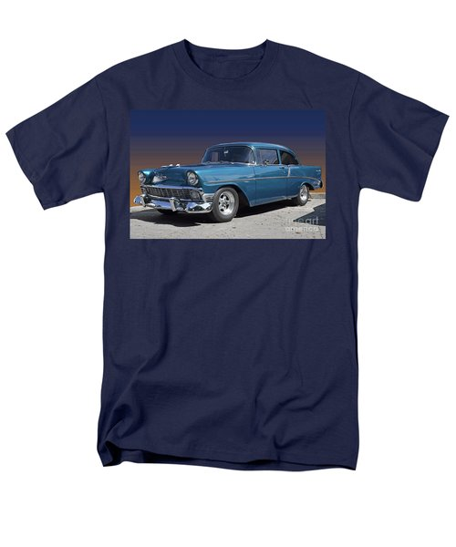 Men's T-Shirt  (Regular Fit) featuring the photograph 56 Chevy by Robert Meanor
