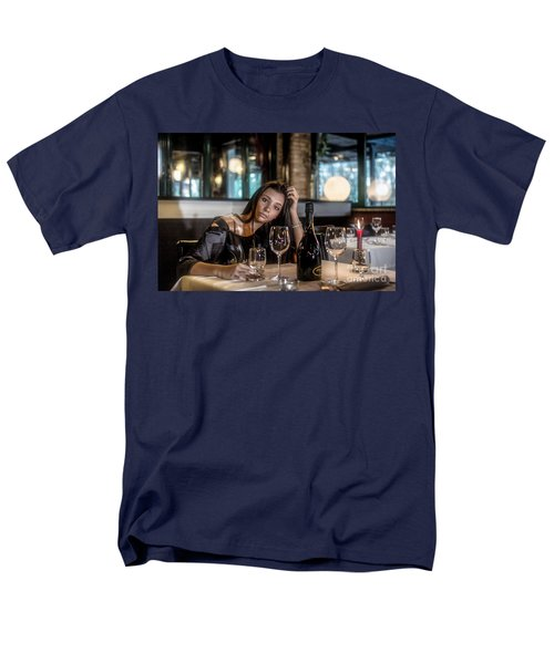 Spirito Men's T-Shirt  (Regular Fit) by Traven Milovich