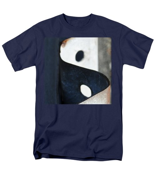 Abstract 5 Men's T-Shirt  (Regular Fit) by Rick Mosher
