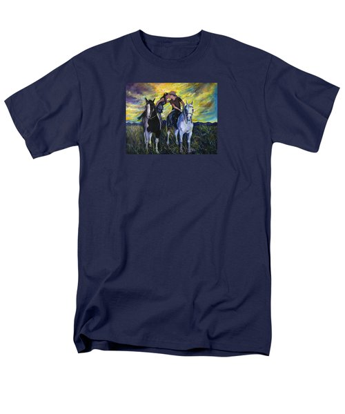 Alberta Kiss Men's T-Shirt  (Regular Fit)