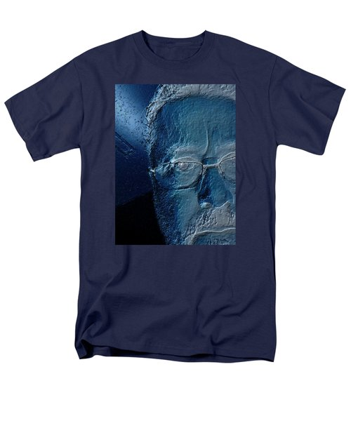 Amiblue Men's T-Shirt  (Regular Fit) by Jeff Iverson