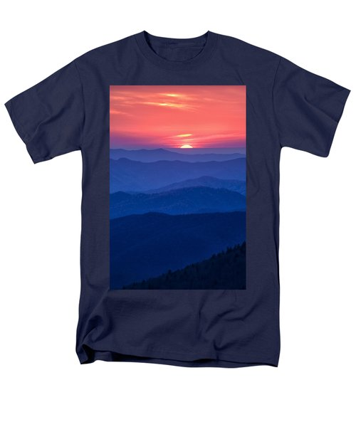 Another Day Ends Men's T-Shirt  (Regular Fit) by Andrew Soundarajan