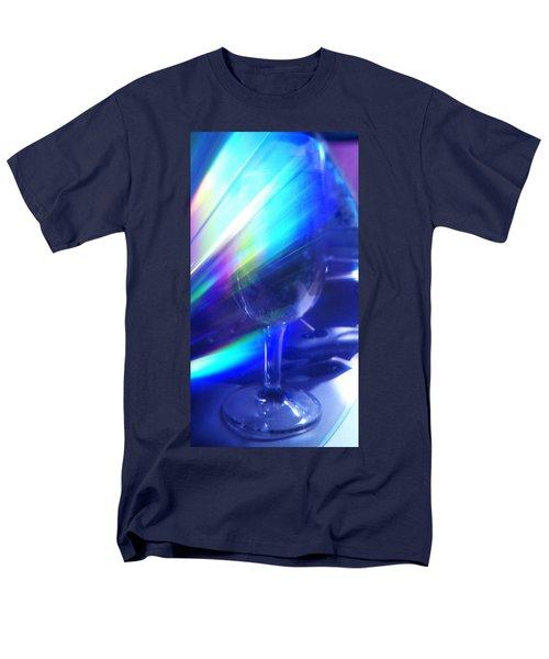 Art Glass Men's T-Shirt  (Regular Fit) by Martin Howard