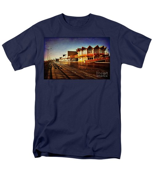Asbury In The Morning Men's T-Shirt  (Regular Fit) by Debra Fedchin