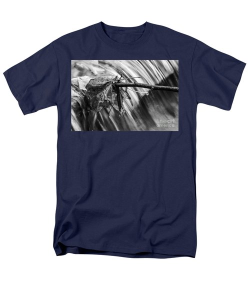At The Edge Men's T-Shirt  (Regular Fit) by JT Lewis