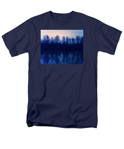 At The End Of The Day Men's T-Shirt  (Regular Fit) by Vittorio Chiampan