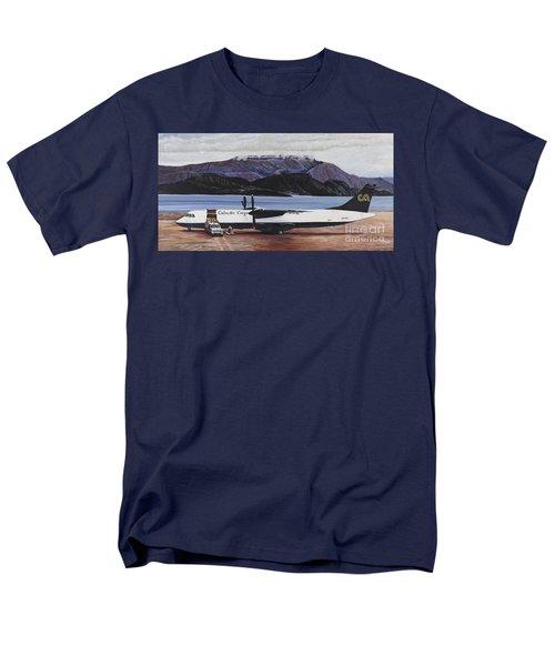 Atr 72 - Arctic Bay Men's T-Shirt  (Regular Fit)