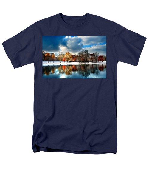 Autumn Finale Men's T-Shirt  (Regular Fit) by Rob Blair